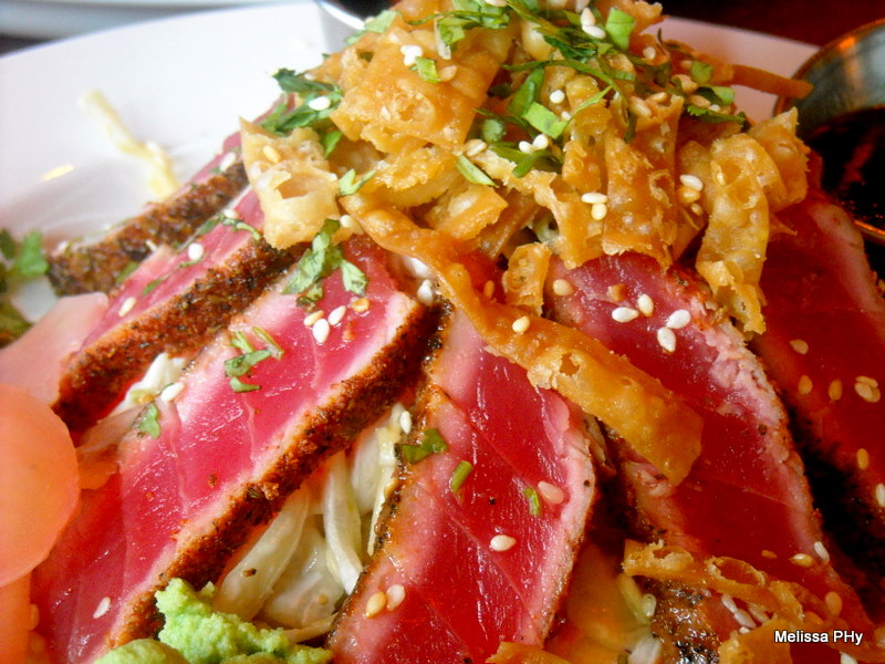 seared ahi tuna | For the Love of Food