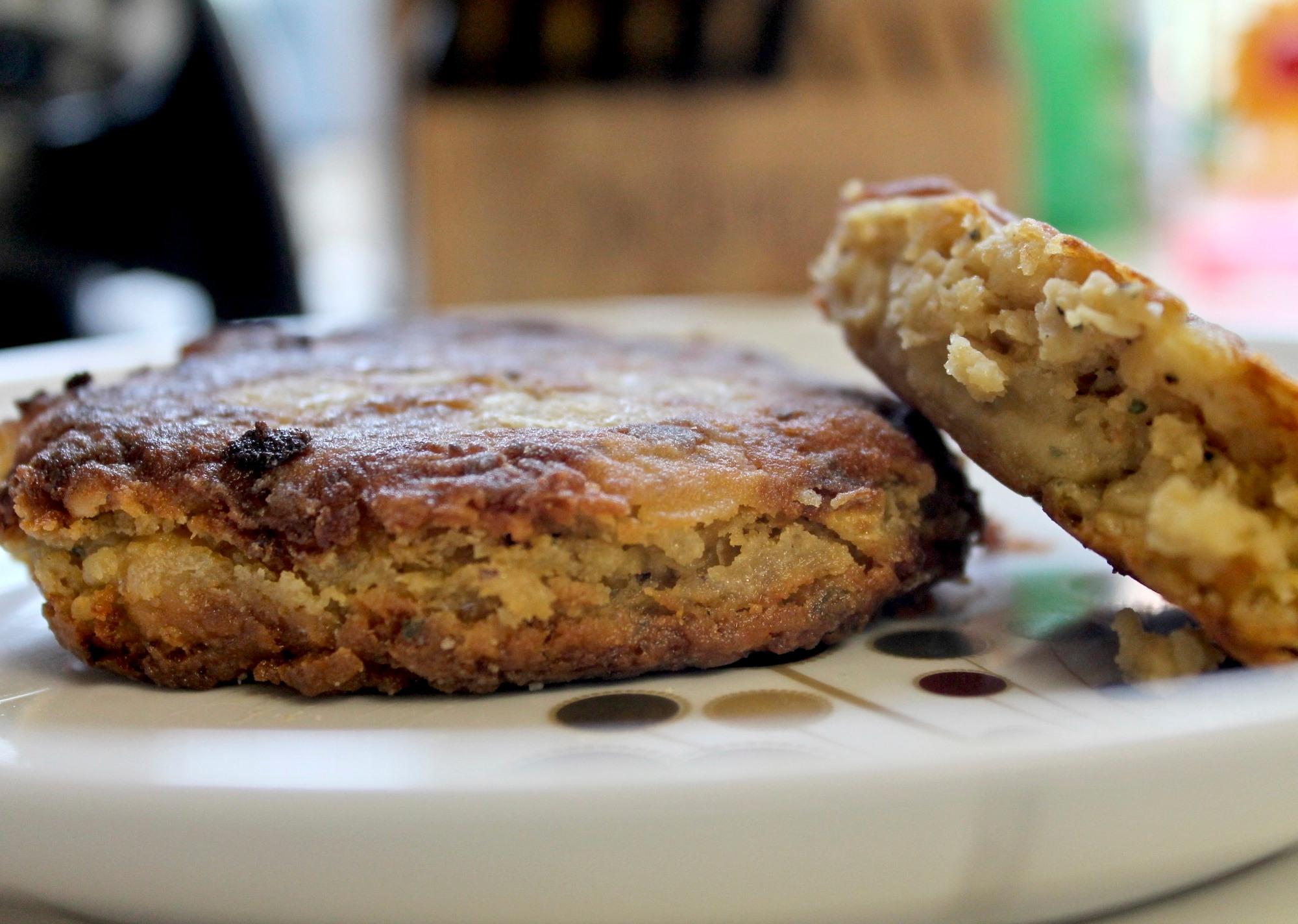 Meatless monday falafel for the love of food - Cuisine bernard falafel ...
