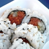 Wordless Wednesday: Spicy Tuna