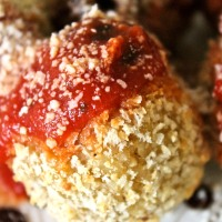 Free-for-All Friday: Arancini de Riso
