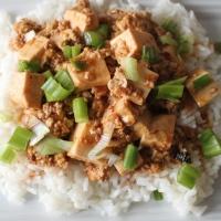 Meatless Monday: Mapo Tofu